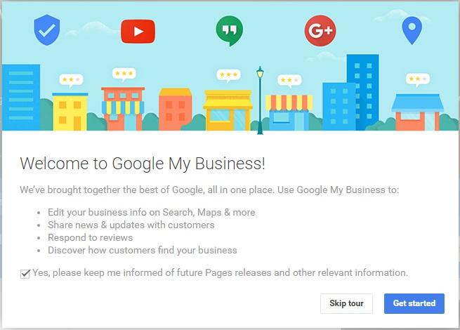 Google My Business Step 4