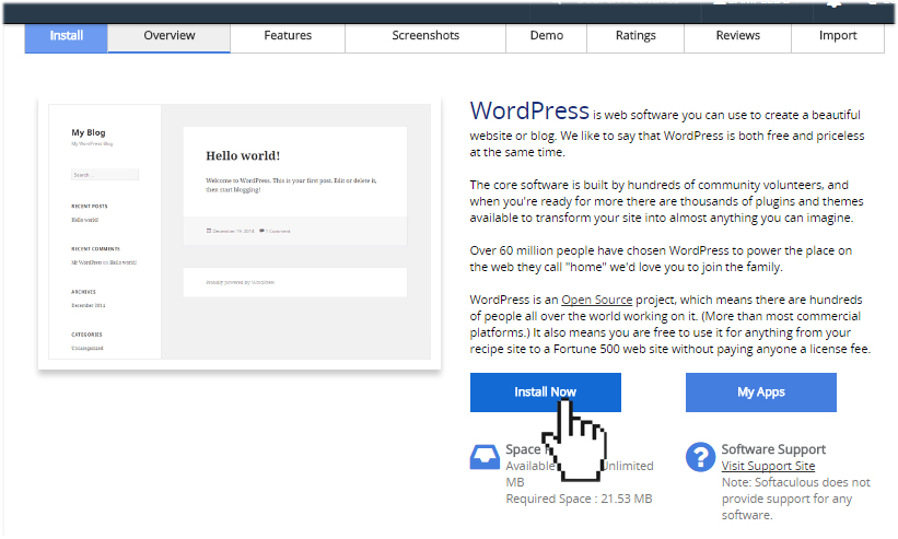 install_wordpress