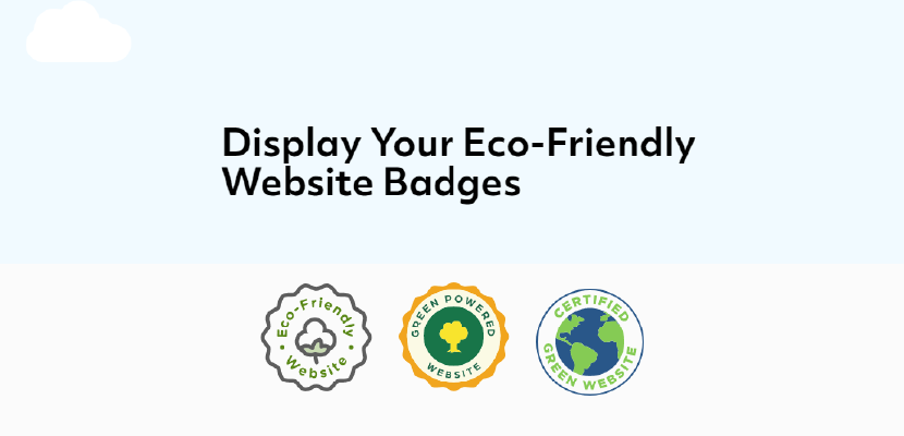 Now You Can Get a Doteasy Eco-Friendly Website Badge